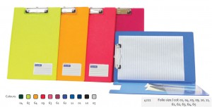Supplier ATK Bantex 4211 Clipboard FC with Cover Harga Grosir