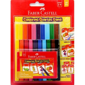 Supplier ATK Faber-Castell 155052 Connector Pen Kuartet Game Harga Grosir