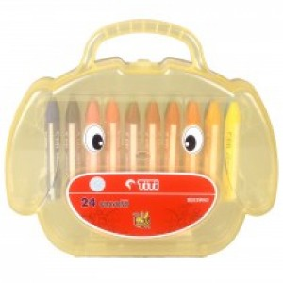 Supplier ATK TiTi Crayon TI-BW-24 Warna Harga Grosir