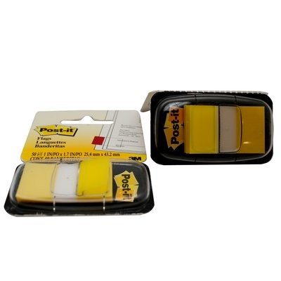 Supplier ATK Post-it 3M 680-5 Flag Yellow Harga Grosir