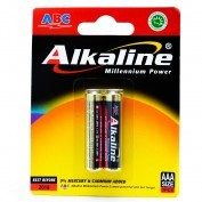 Daftar Katalog ABC Alkaline Baterai AAA (LR03)  bp2 Harga Murah