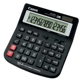 Supplier ATK Canon WS-260TC Kalkulator (16  Digit ) Harga Grosir