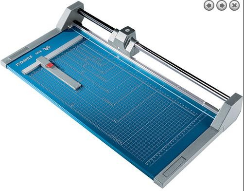 Supplier ATK Dahle 554 Paper Cutter Rotary Trimmer Harga Grosir