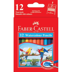Supplier ATK Faber Castel 114461 Pensil Warna Cat Air 12 S Harga Grosir