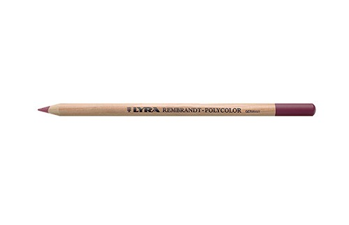 Supplier ATK Lyra 2000033 Pensil Warna Polycolor Wine Red Harga Grosir