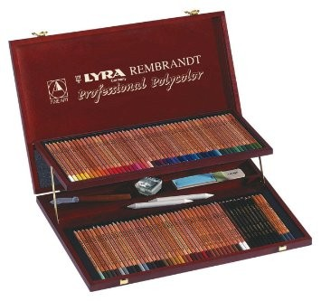 Supplier ATK Lyra 2014200 Pensil Warna Aquarel (100 pcs /Box) Harga Grosir