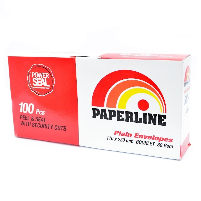 Supplier ATK Paperline Amplop 90 Polos Harga Grosir
