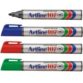 Supplier ATK Artline 107R Spidol Permanent Refill Harga Grosir
