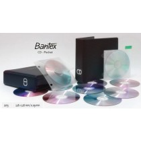 Supplier ATK Bantex 2073-08 CD Cover 0.09mm PP Harga Grosir