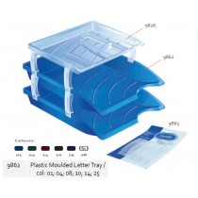 Supplier ATK Bantex 9862 Bak Surat Harga Grosir