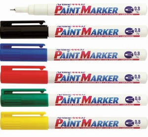 Supplier ATK Artline 444XF Paint Marker Harga Grosir