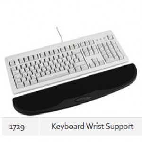 Supplier ATK Bantex 1729-10 Keyboard Wrist Support  Harga Grosir