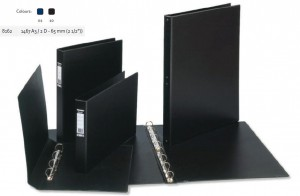 Supplier ATK Bantex 8162 Ring Binder 1467 A3 Potrait 2D-65mm Harga Grosir