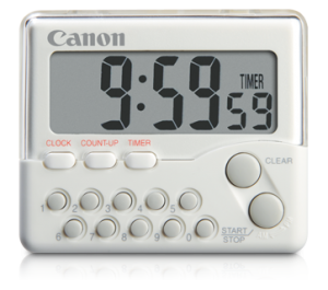 Supplier ATK Canon CT-30 Alarm Clock Harga Grosir
