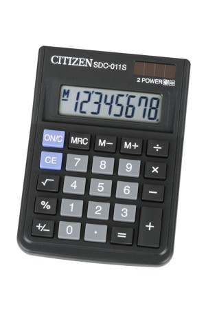 Supplier ATKCitizen Kalkulator SDC-011S  (8 Digit) Harga Grosir