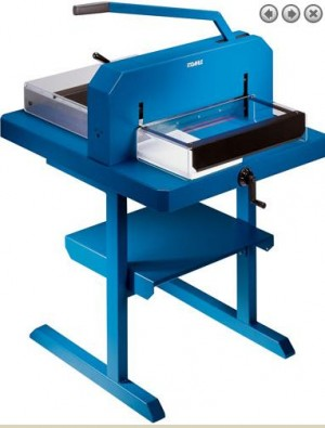 Supplier ATK Dahle 848 Paper Cutter Heavy Duty Guillotine Harga Grosir