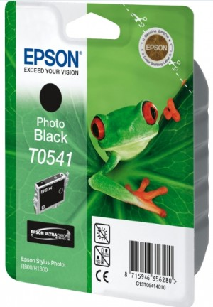 Supplier ATK Epson T0541 Photo Black Cartridge Sp-R800  Harga Grosir