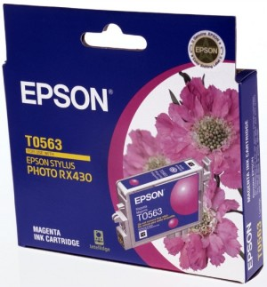 Supplier ATK Epson T0563 Magenta Ink Cartridge  Harga Grosir