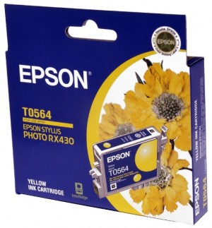 Supplier ATK Epson T0564 Yellow Ink Cartridge  Harga Grosir