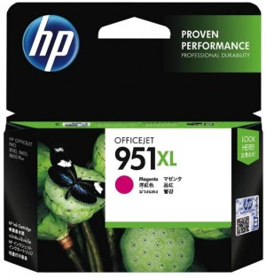 Distributor HP 951XL (CN047AA) Officejet Magenta Ink CartridgeHarga Murah