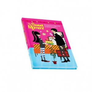 Supplier ATK Joy-Art Buku Diary D-1813 Harga Grosir
